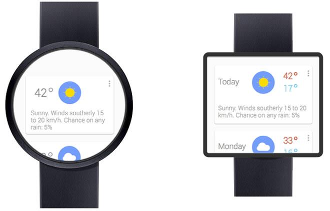 Google oznámil, že pracuje na vývoji inteligentných hodiniek s Androidom