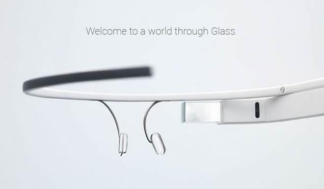 Patenty pre okuliare Google Glass