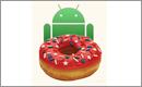 aktualizácia Donut (Android 1.6)