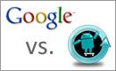 google versus cyanogen