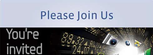 pozvanky samsung a facebook