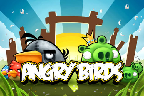 amgry birds