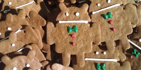 gingerbread google