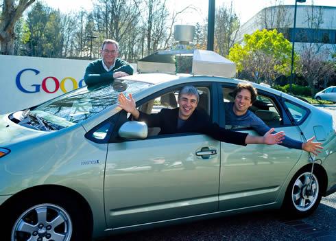nový CEO google larry page