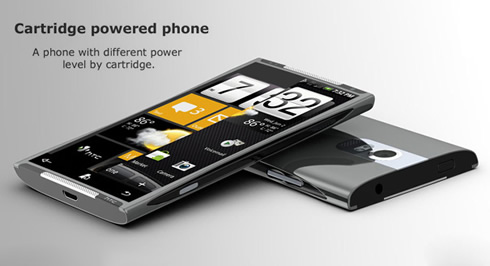 htc tube cartridge smartfon android