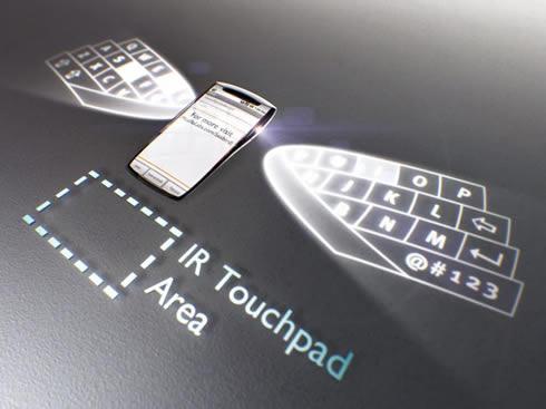 Mozilla Seabird futuristický koncept android