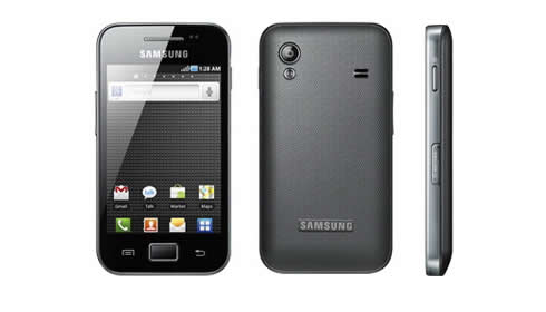 Samsung Galaxy Ace S5830 android