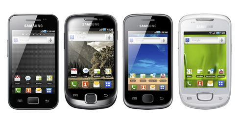 samsung galaxy nove smartfony mwc