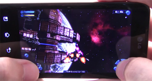 LG Optimus 2X hry android tegra 2