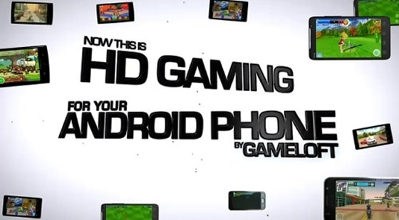 8 nových android hier gameloft