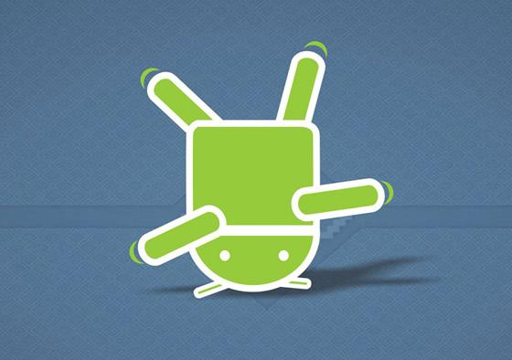 tancujuci android postavicka