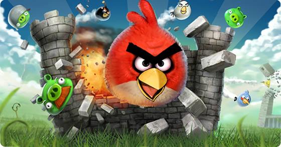 angry birds zalohovanie dat
