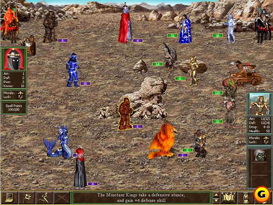 heroes of might and magic 3 android hra