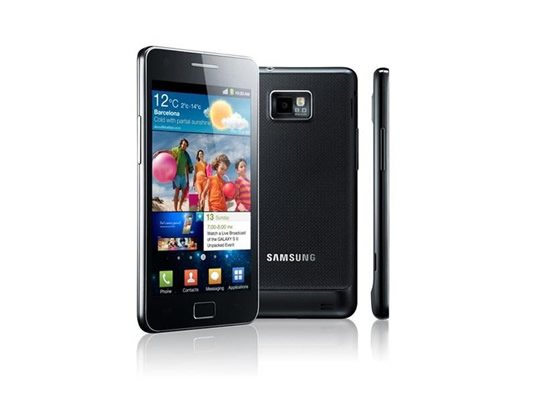 samsung galaxy s 2 reklama unleash your fingers android