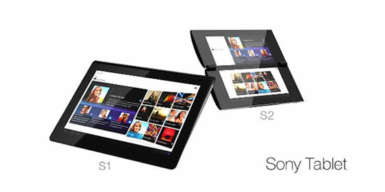 sony tablety s1 s2 reklama video android