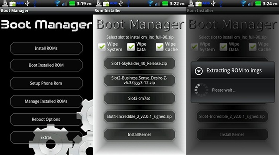 bootmanager android