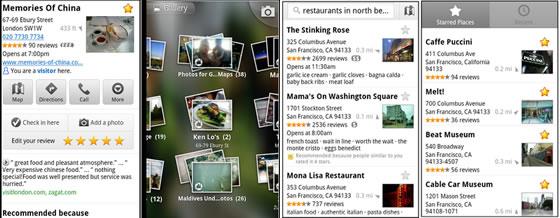 google maps aktualizacia android