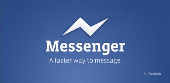 facebook messenger android aplikacia