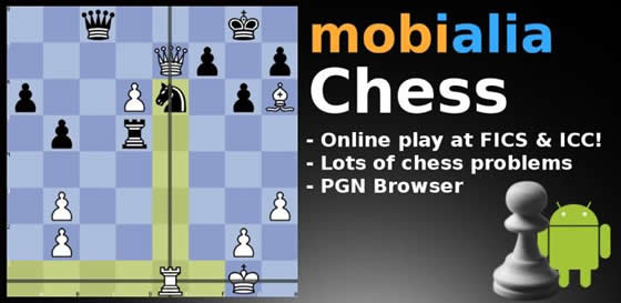 mobialia sach chess android hra