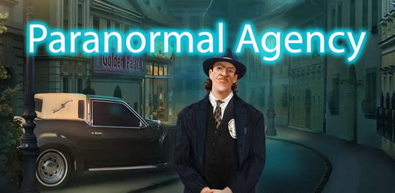 paranormal agency android hra