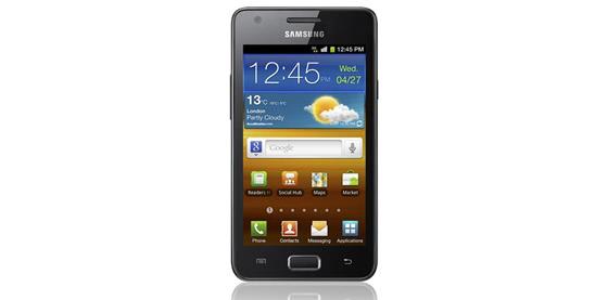 samsung galaxy r android telefon