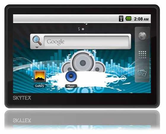 skytex primer pocket android zariadenie tablet
