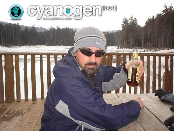 steve kondik cyanogenmod samsung android
