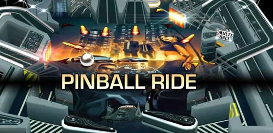 pinball ride android hra