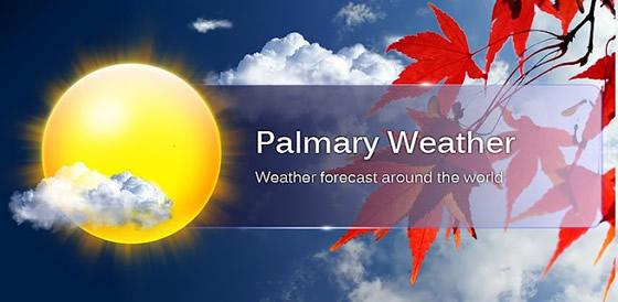 palmary weather premium android aplikacia pocasie