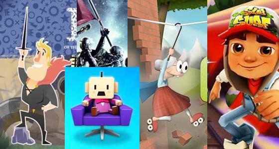 najlepsie hry pre android podla google