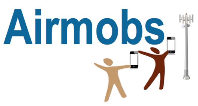 airmobs zdielanie signalu internet android