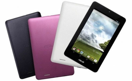 asus memo pad sedem palcovy tablet android