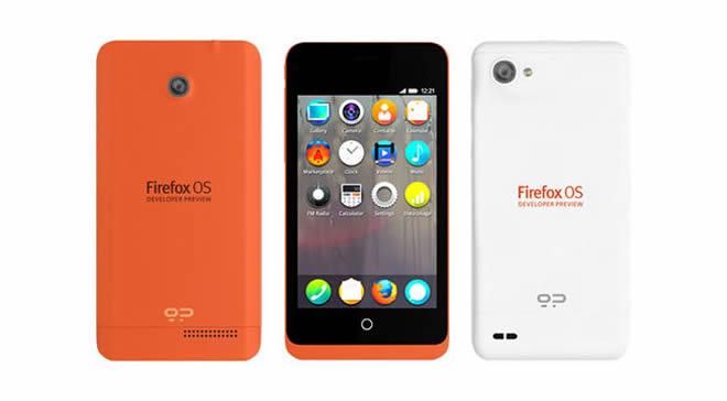 firefox os smartfon mozilla telefon android
