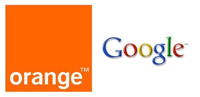 orange google android dohoda