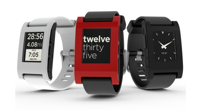 pebble hodinky android