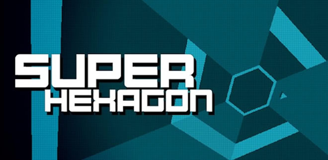 super hexagon android hra