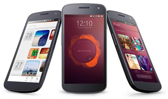 ubuntu pre mobily android