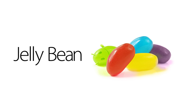 jelly bean android aktualizacia 4.2.1