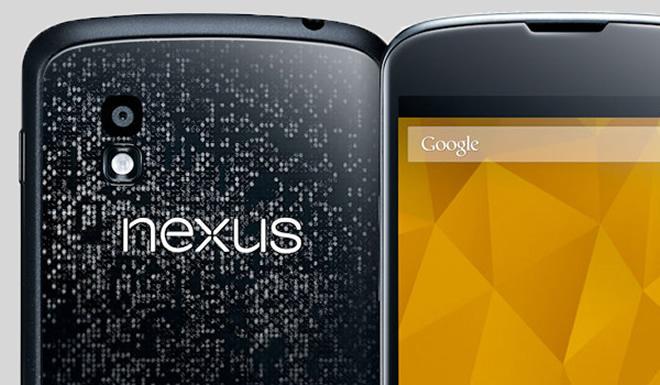 google nexus 4 android sk